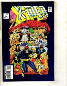 11 Comics X-Men 2099 # 1 2 3 4 Adv # 7 9 Universe 1 2 Unlimited 1 Alpha 1 2 JF26