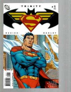 12 DC Comics Trinity # 1 2 3 4 5 6 7 8 9 10 11 12 J438