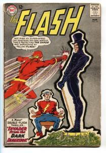 FLASH #151 comic book 1965 GOLDEN AGE FLASH DC vg-