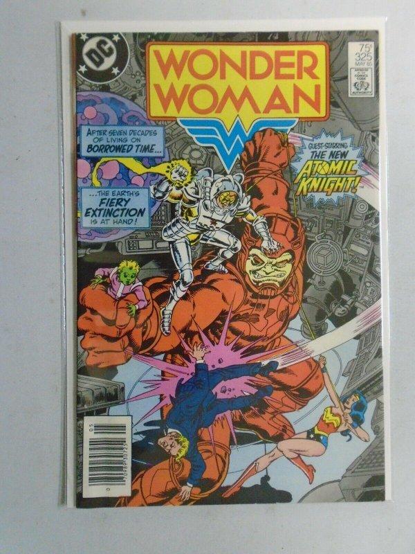 Wonder Woman #325 6.0 FN (1985 1st Series)
