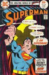 Superman (1939 series) #288, VF- (Stock photo)