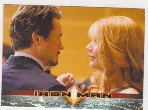 2008 Iron Man Movie Trading Card #35