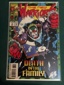 The New Warriors #38