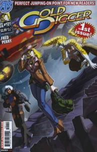 Gold Digger (3rd Series) #101 VF/NM; Antarctic | save on shipping - details insi
