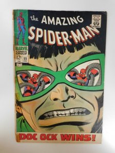 The Amazing Spider-Man #55 (1967)
