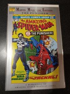 MARVEL MILESTONE EDITION AMAZING SPIDER-MAN #129 PUNISHER
