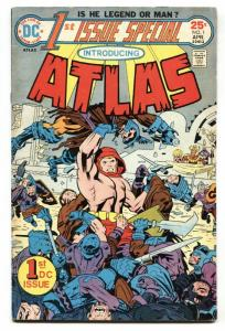 1ST ISSUE SPECIAL #1-ATLAS-comic book
