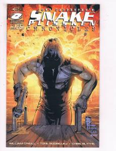 Snake Plissken #2 NM Crossgen Comics Comic Book John Carpenter DE27