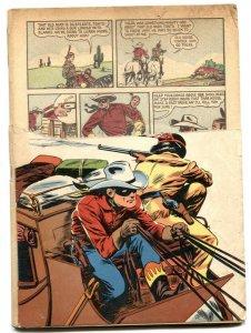 Lone Ranger-Four Color Comics #151 1947- remainder copy