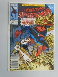 Amazing Spider-Man #364 8.0 VF (1992 1st Series)