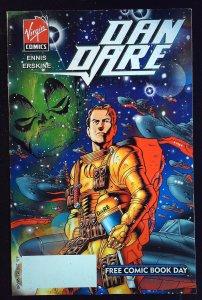Dan Dare Free Comic Book Day #1 (2008)