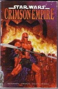Star Wars: Crimson Empire  tpb GD