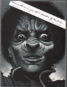 Midnight Marquee #33 1984-Thriller cover-horror fanzine-Little Shop Of Horror...