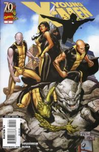 Young X-Men #10 VF/NM; Marvel   save on shipping - details inside
