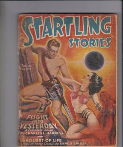 Startling stories Pulp Magazine May 1949