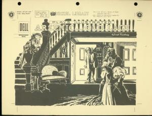 NICKEL LIBRARY #23-ARSENIC AND OLD LACE ALEX TOTH ART FN