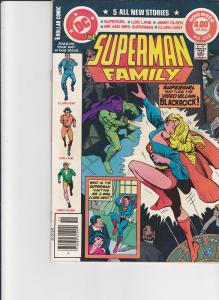 Superman Family #212