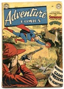 Adventure Comics #151 1950- FRAZETTA- Superboy- Canadian