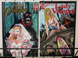 LADY VAMPRE (1995 BLACK OUT) 0-1 Schoengood & Gutierrez
