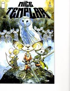 Lot Of 2 Image Comic Book Fathom #1 and Mice Templar #1 Iron Man  KS11