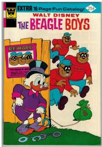 BEAGLE BOYS (1964-1979 GK) 23 VF  1974 WHITMAN