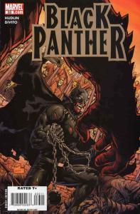Black Panther (Vol. 3) #33 VF; Marvel | save on shipping - details inside