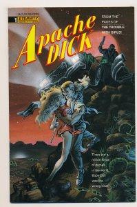 Apache Dick (1990 Eternity) #1 VF