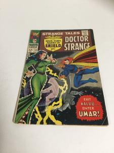 Strange Tales 150 Vg Very Good 4.0
