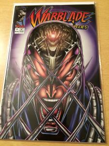 Warblade: Endangered Species #3