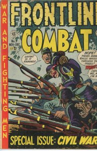 Frontline Combat 9  VG  EC Comics 1952