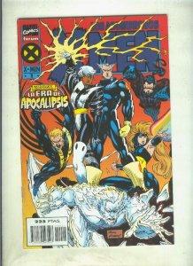 Los Asombrosos X Men: La era de Apocalipsis numero 1