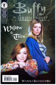 Buffy The Vampire Slayer Willow and Tara One Shot Plus BTVS(1998)# 50