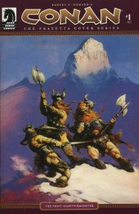 Conan The Frazetta Cover Series #1 FN; Dark Horse   save on shipping - details i