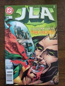 JLA #6 (1997)