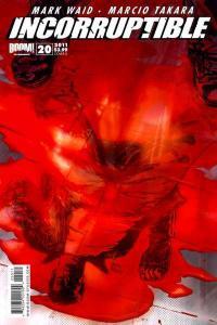 Incorruptible (2009 series) #20, NM (Stock photo)