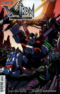 Voltron: From The Ashes #2 VF/NM; Dynamite | save on shipping - details inside