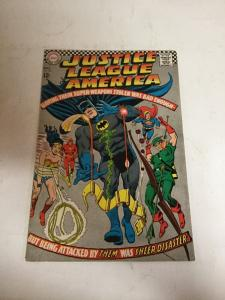 Justice League Of America 53 Fn- Fine- 5.5