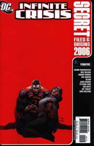 Infinite Crisis Secret Files and Origins #2006 (2nd) VF; DC | save on shipping -