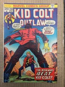 Kid Colt Outlaw #168 (1973)