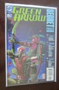 Green Arrow Secret Files #1 6.0 FN (2002)