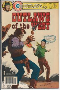 Outlaws of the West  #85 - Silver Age - Nov., 1979 (VF)
