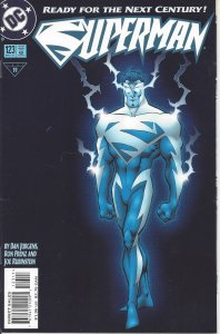 Superman #123 (May 97) - Ready for the Next Century! - with Lex Luthor