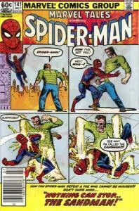Marvel Tales (1964 series) #141, VF+ (Stock photo)