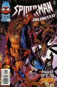 Spider-Man Unlimited (1993 series) #15, NM (Stock photo)