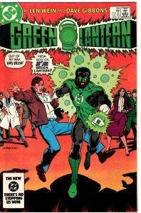 Green Lantern #183 (1960 v2) Len Wein Hal Jordan John Stewart NM