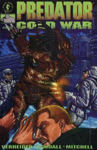 Predator: Cold War #3 FN; Dark Horse | save on shipping - details inside