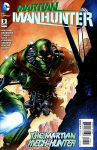 Martian Manhunter (3rd Series) #9 VF/NM; DC | save on shipping - details inside