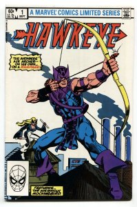 Hawkeye #1-1983-First issue-Comic Book-Marvel NM-
