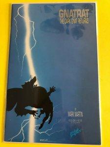 GNAT RAT THE DARK GNAT RETURNS BOOK 1 1986 PRELUDE GRAPHICS  / UNREAD /NM+