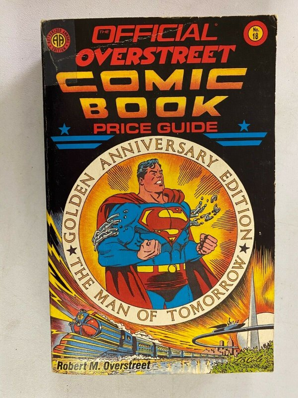 Overstreet Price Guide #18 Softcover 4.0 VG (1988)